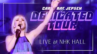 Carly Rae Jepsen - Dedicated Tour - Live at NHK Hall - Shibuya, Tokyo, Japan - 10-07-19 (4K 60fps)