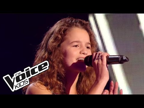 Toxic - Britney Spears | Justine | The Voice Kids 2015 | Blind Audition