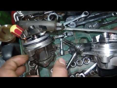 Форд Эскейп замена-термостат, помпа