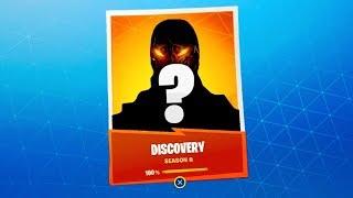 NEW SECRET DISCOVERY SKIN OFFICIALLY REVEALED in Fortnite! (Fortnite Season 8 SECRET Ruin Skin)