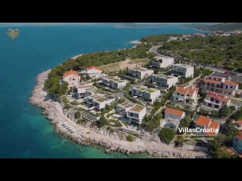 Croatia Luxury Villas (2018) - Exclusive Croatia Holiday Villas by the sea with pool and spa