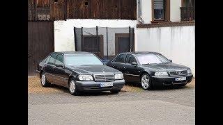 W140 vs Audi A8
