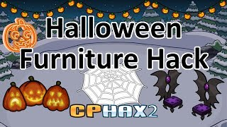 Club Penguin - Halloween Furniture Hack(Downloads: WPE PRO - http://wpepro.net/wpepro09mod.zip Halloween Furniture.spt ..., 2013-10-25T18:00:54.000Z)