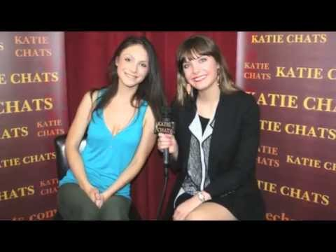 KATIE CHATS: SMITHEETV, Ashley J. Hassard, Actress, EMILY 2050