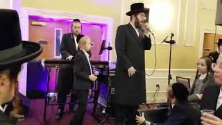 Wedding With Moshe Eisenberg & Child Solo Yanky Green