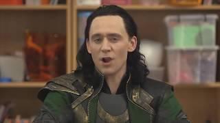 Тор 2: Царство тьмы | Промо ролики с Локи | На Русском
