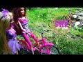 Download A MUSCAT-O DE PICIOR PE RAPUNZEL / Barbie si Rapunzel la rau