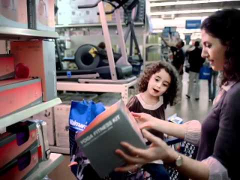 Camden Singer - Walmart Commercial