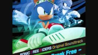 Sonic Free Riders Crush 40 Free