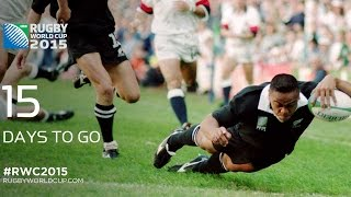 COUNTDOWN: Record try scorer for RWC: Jonah Lomu!