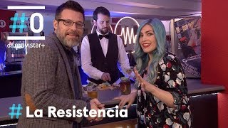 LA RESISTENCIA - Quequé y Ter en el bar | #LaResistencia 01.02.2018