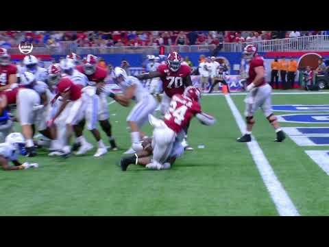 Alabama Vs Duke, 2019 (in Under 34 Minutes)