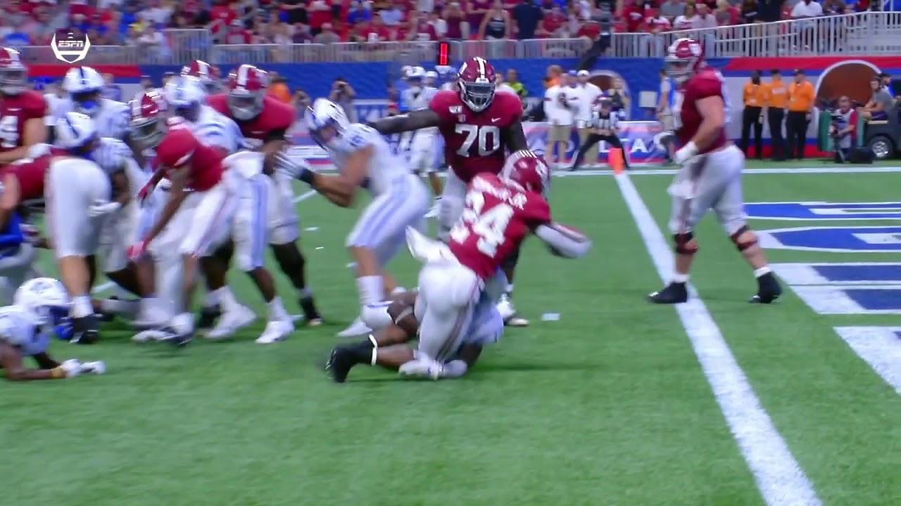 Download Alabama vs Duke, 2019 (in under 34 minutes)