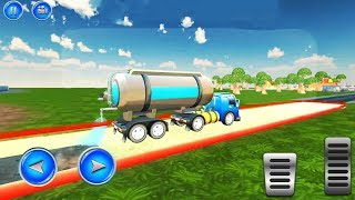 Mega Excavator Heavy Road Construction Machines #2 - Android Gameplay FHD
