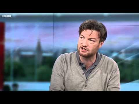 Charlie Brooker's 2011 news highlights Interview
