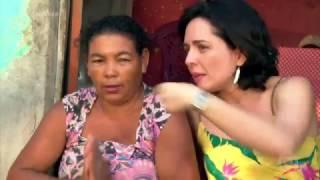 'Na Estrada'  Nadia Bochi e Jimmy conhecem as belezas de Prado   Mais Você   gshow 5 maria do pote