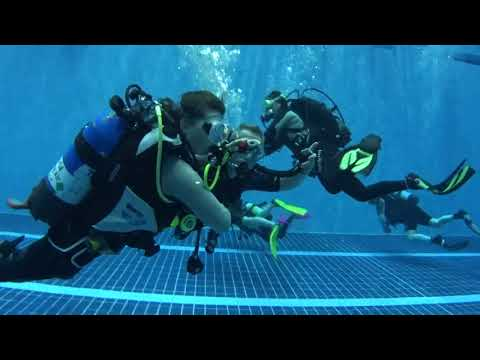 Diveworld Videos | Club night Oct 2017