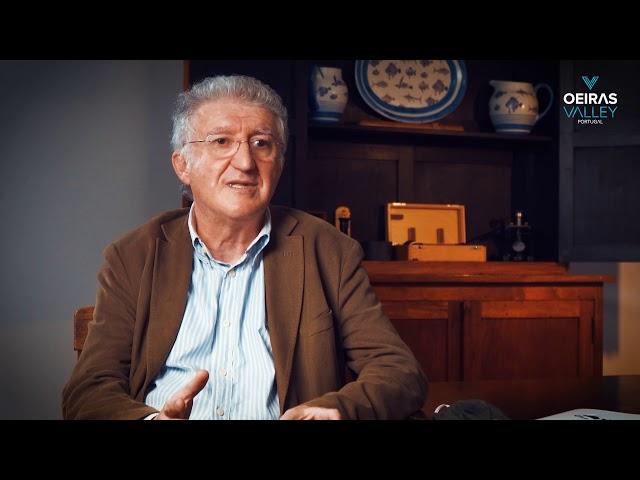 Oeiras Valley | Entrevista ao Prof. Miguel Miranda (Presidente IPMA) | Parte II