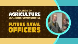 Purdue Learning Communities: College of Agriculture