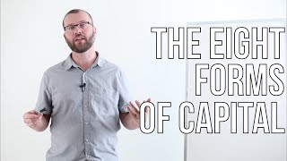 Real Wealth - The Eight Forms of Capital