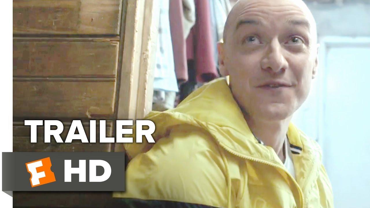 Split Official Trailer 2 2017 M Night Shyamalan Movie Youtube