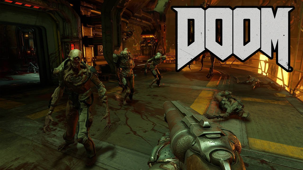 DOOM 4 - Gameplay Reveal @ E3 2015 (60fps) TRUE-HD QUALITY