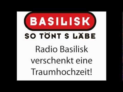 Hochzeitsmesse Basel: Radio Basilisk verschenkt eine Traumhochzeit