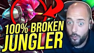 WTF! HOW IS MY JUNGLER GETTING ME THIS FED? RENEKTON TOP S9 - Road To Challenger | League of Legends