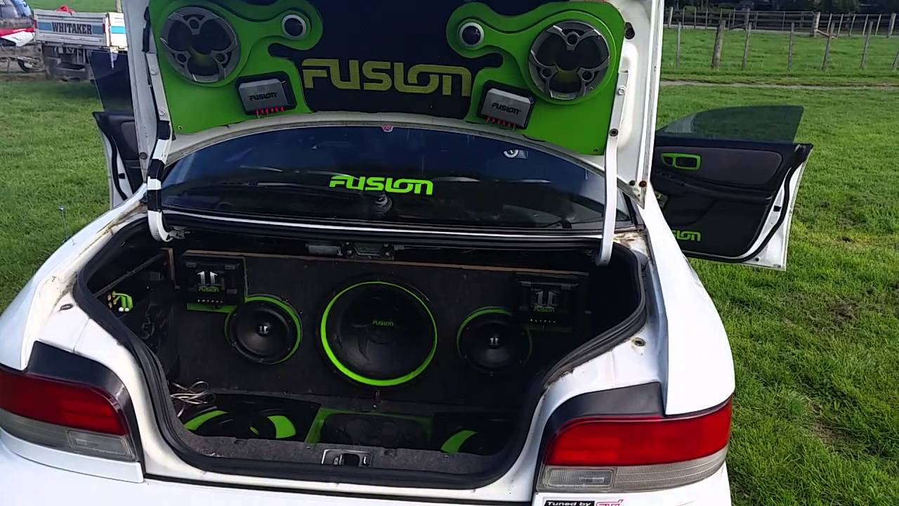 Subaru Wrx Sti Sound System