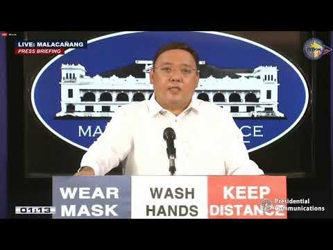 Harry Roque virtual press briefing | Monday, June 29