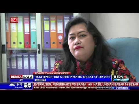 Klinik Aborsi Ilegal di Raden Saleh Beroperasi Sejak 2010