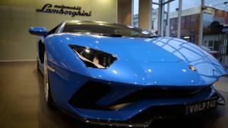 Lamborghini Melbourne review the Aventador