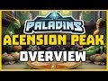 Paladins OB68 Acension Peak Overview!