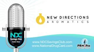 NDC Savings Club Radio Show - New Directions Aromatics