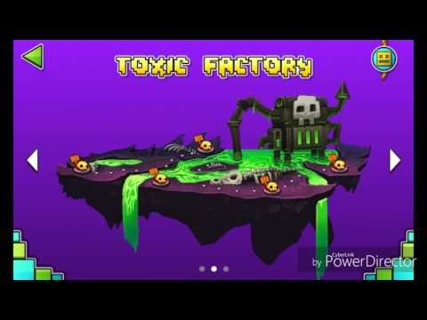 NEW INTRO!!!   Geometry Dash World   Unexpected Turn