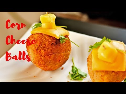 cheese-corn-ball-|-quick-easy-to-make-party-appetizer-recipe-|-easy-starter-recipe-|-cheese-balls