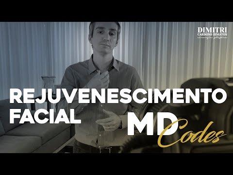 Rejuvenescimento Facial | Conheça o MD Codes