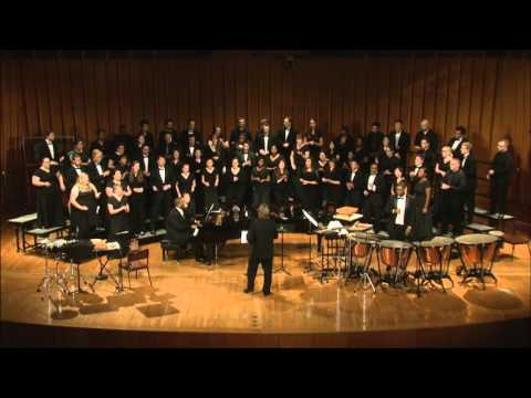 Combined Choirs - True Light - Keith Hampton