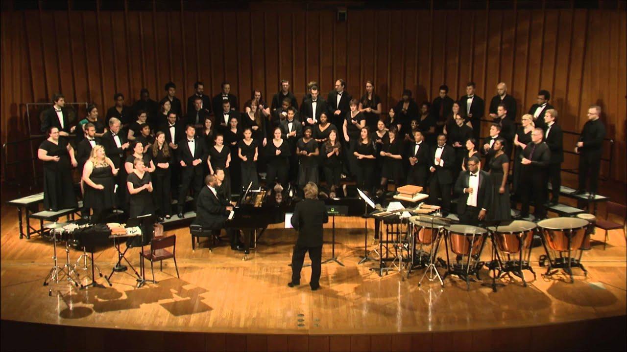 Combined Choirs True Light Keith Hampton Youtube