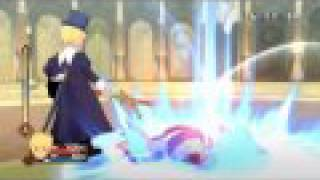 Tales of Vesperia PS3 - Frederic Flynn Chopin Solo Team Arena (Unknown Mode)