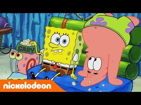 SpongeBob Kanciastoporty | Najlepsi Przyjaciele 2 | Nickelodeon Polska