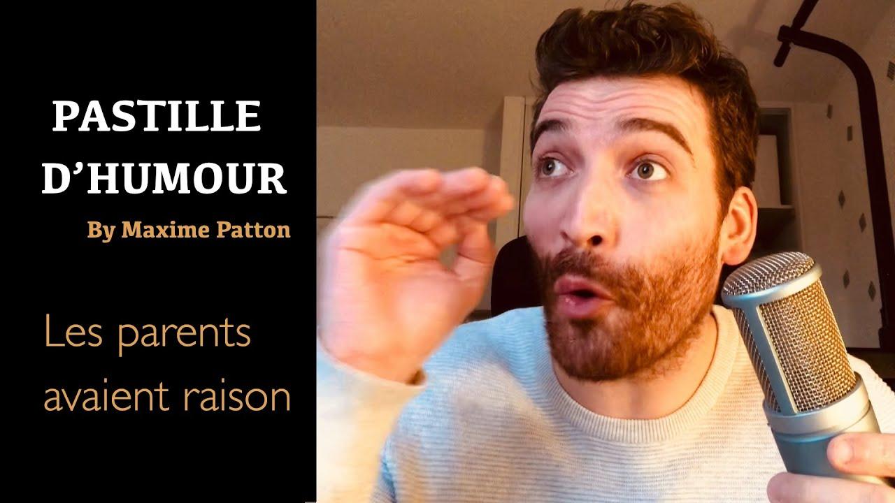 [Humour] Covid, PQ et vérité // MAXIME PATTON – Pastille d'humour
