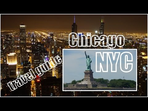 Visit America – New York City Travel Guide and Chicago Top Attractions