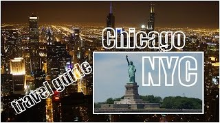 Visit America - New York City Travel Guide and Chicago Top Attractions