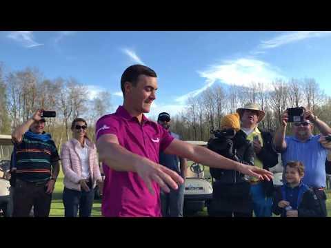 Estonian Golf Magazine - Long Drive European Tour II stage champion Matt Nicole