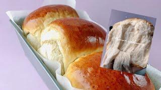 БЕЛЫЙ ХЛЕБ мягкий КАК ПУХ Рецепт без хлебопечки Долго не черствеет и не крошится при разрезе