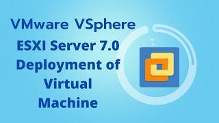 VMware VSphere | Create new Vi…