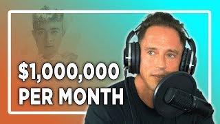 Meet The Man That Makes $1,000,000 PER Month PROFIT