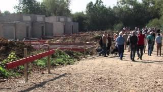 Un centre pour chiens guides d'aveugles en construction à Buc