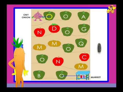 Letter O Identification Recognition Worksheet Kindergarten Youtube